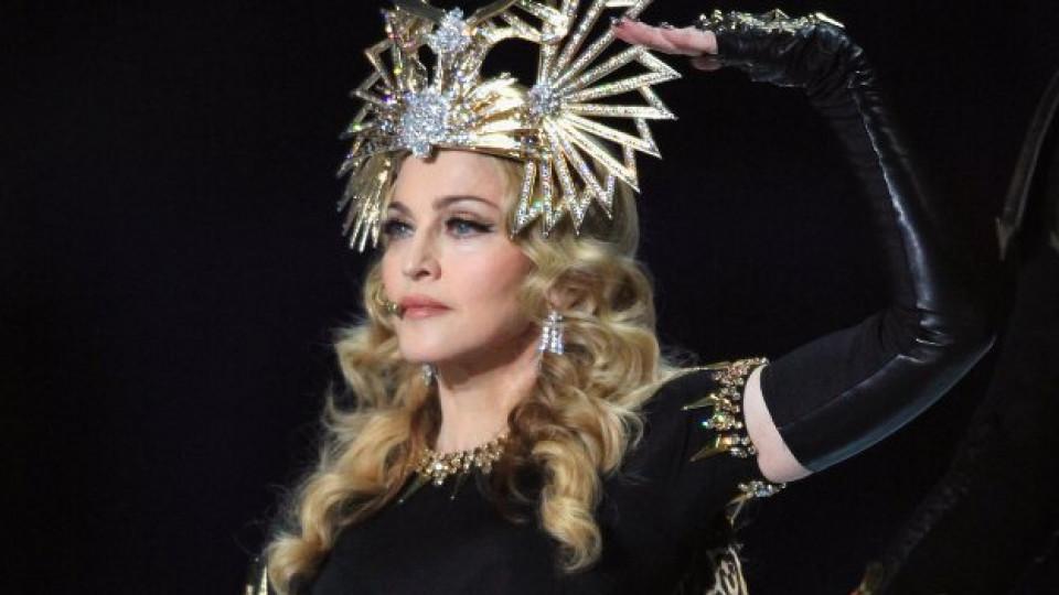 Мадона подобри рекорда на Елвис Пресли