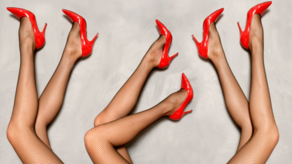 Да си секси е избор. Включително на обувки.