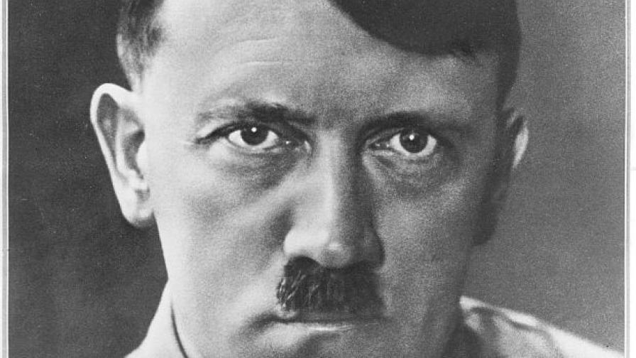 Хитлер се появи в детска книжка за оцветяване в Холандия