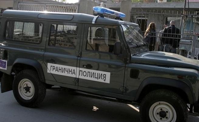 Митинг в Бургас в подкрепа на граничарите