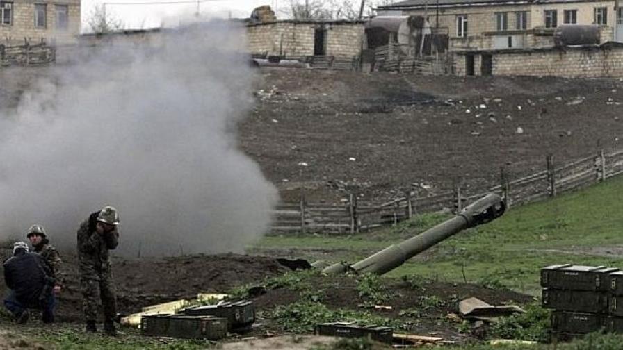 Шампион по силов трибой е убит при боевете в Нагорни Карабах