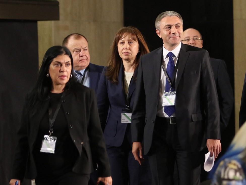- Пресконференция на ДПС