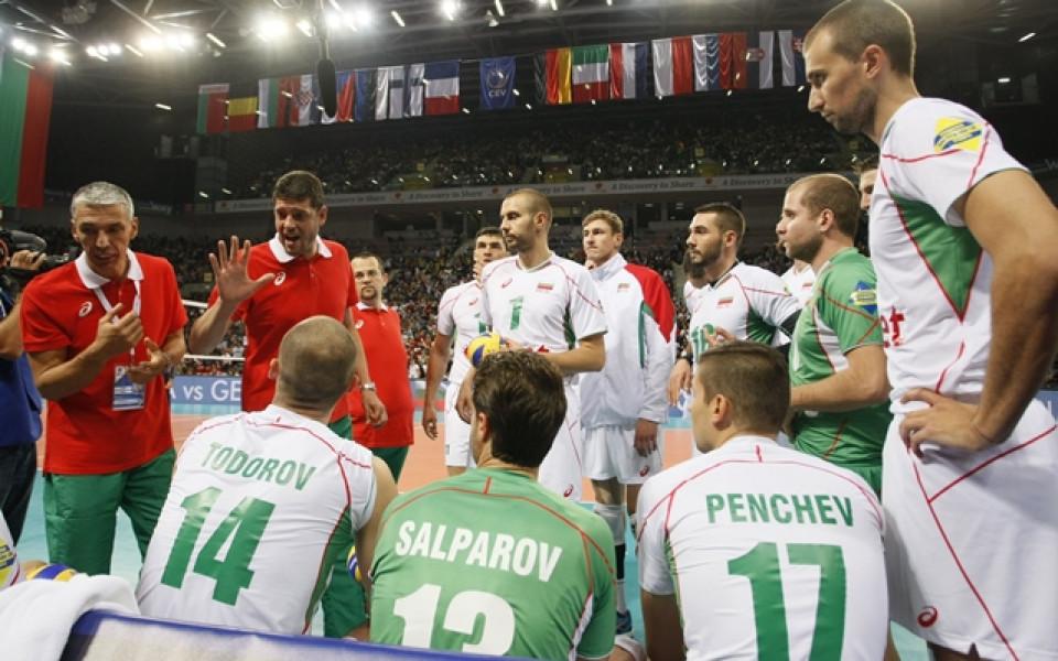 Голям волейболен обрат - България победи Русия в Казан!