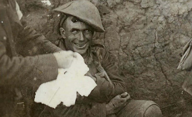 Лудостта на войната, видяна в очите на един войник