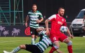 Лидерът Черно море загуби първи точки в Първа лига