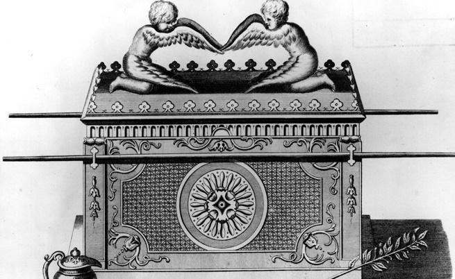 Ковчегът на завета/ Свещеният кивот