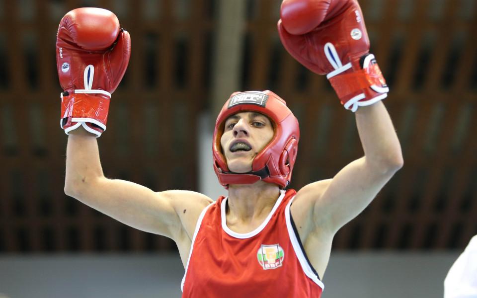 Севда Асенова си гарантира медал от първенството на ЕС