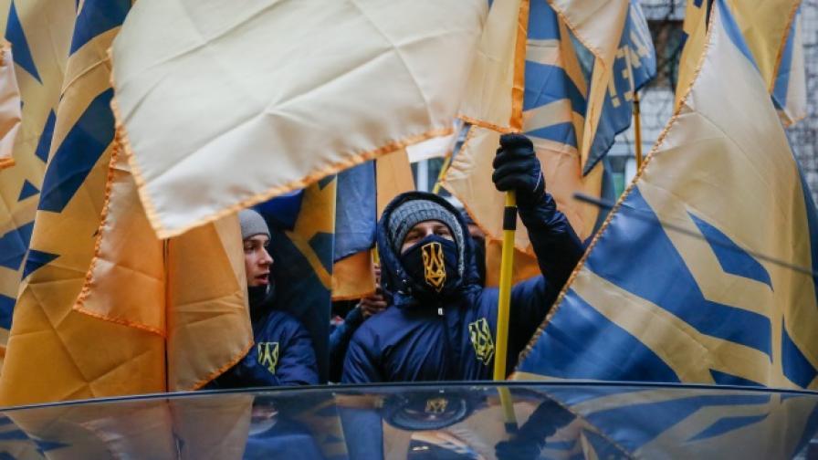 Пак размирици на Майдана в Киев