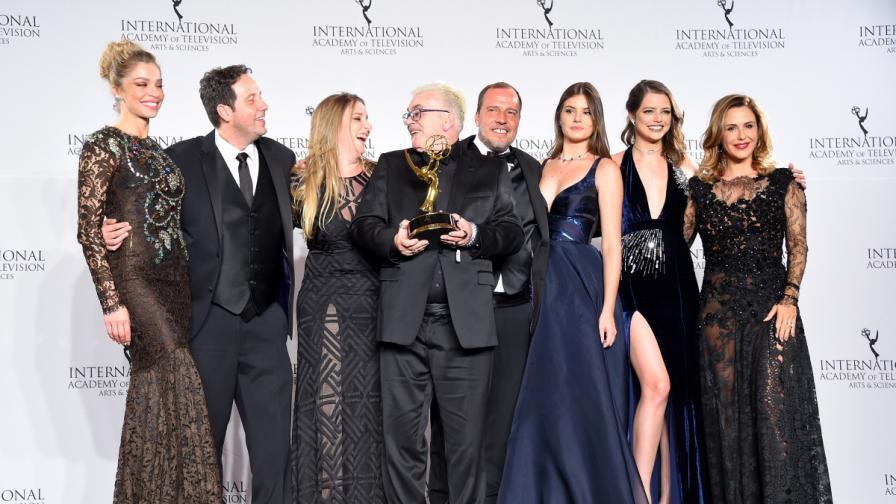 """Кои са големите победители на международните награди """"Еми"""""""