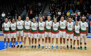 Баскетболистките завършват квалификациите срещу Швейцария