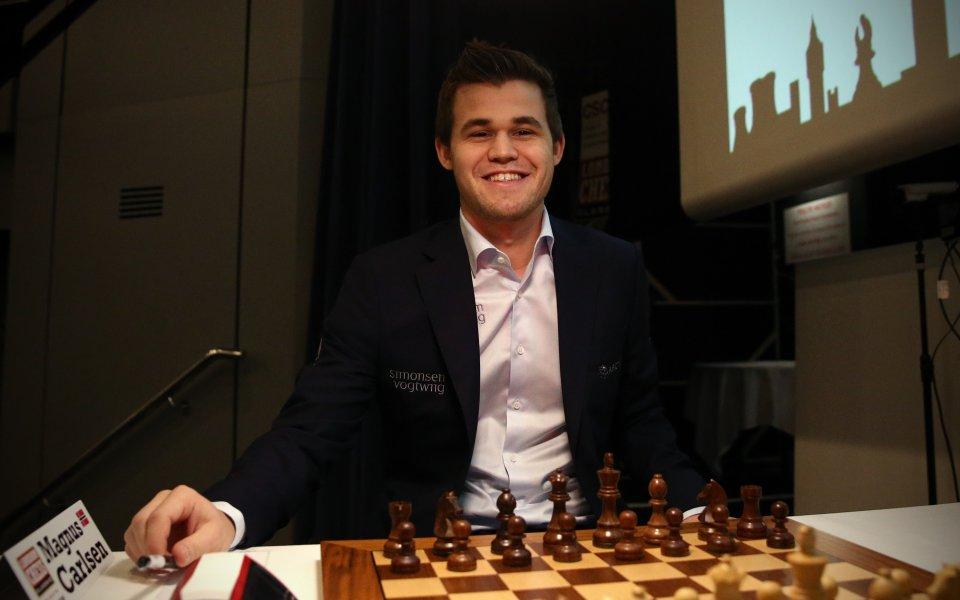 Магнус Карлсен защити световната си титла в шаха
