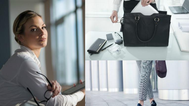 бизнес дама мода