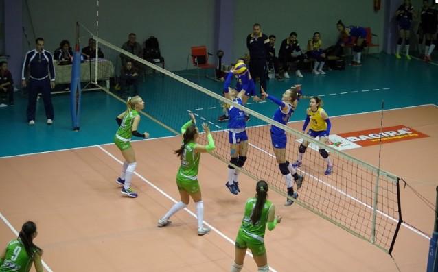 Казанлък - Марица<strong> източник: volleymaritza.bg</strong>