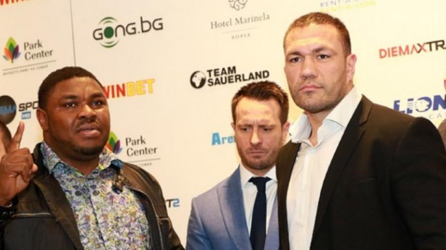 Кобрата: Аз съм по-класният боксьор
