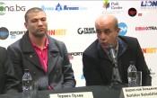 Треньорът на Тервел Пулев: Всичко е добре, когато свърши добре