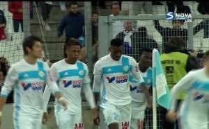 Марсилия подчини белгийския Остенде в голов спектакъл