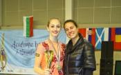 Злато и два сребърни медала за Боряна Калейн в Букурещ