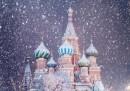 """""""Москва прилича на приказка през зимата, затова я снимах"""""""