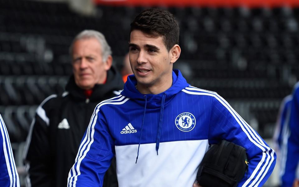 Оскар се надява един ден да се завърне в Челси