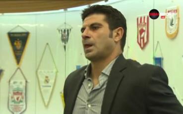 Георги Иванов: Много съм горд от този отбор и тези момчета