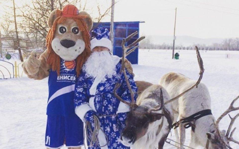 Дядо Мраз ще приветства Лукойл в Красноярск