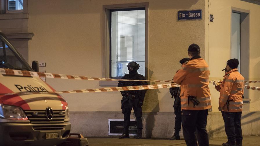 Стрелецът от Цюрих открит мъртъв