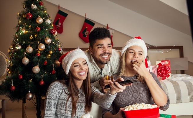Топ 10 филма които да гледате по празниците