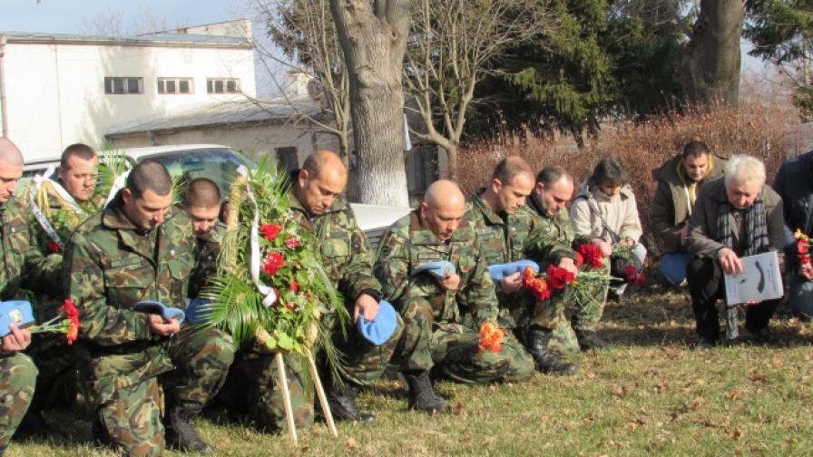13 години от смъртта на военните ни в Кербала