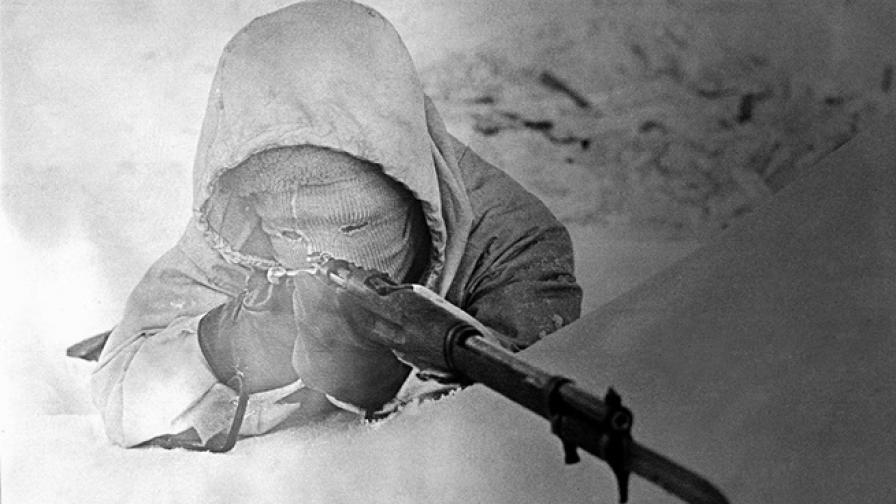 """""""Зимната война"""" - победа с цената на 300 хил. живота"""