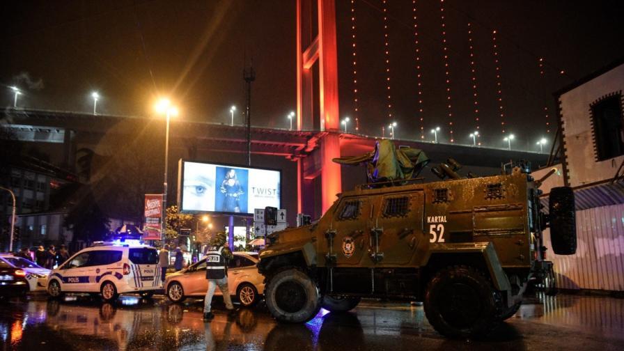 Ново видео от атентата в Истанбул, две българки в клуба