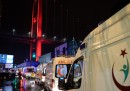 Истанбул нападение жертви