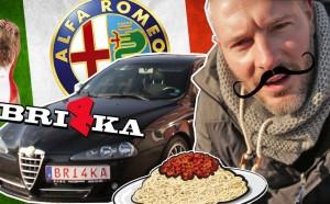 Alfa Romeo 147 - италианското бижу!