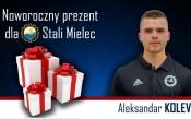Алекс Колев с първи гол при първия си мач за Стал