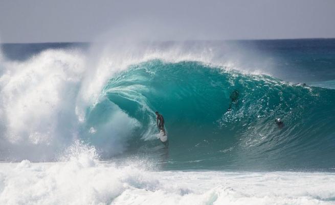 Вълните, които се записаха в историята на сърфа