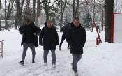 Скандал: В Пирин не знаят, че треньорът им отива в ЦСКА