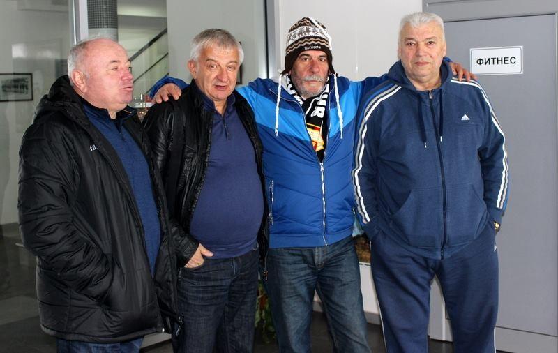 От Аржентина до Пловдив за първа тренировка на Локомотив<strong> източник: Gong.bg</strong>