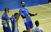 Левски с чиста победа в първия мач за купата на CEV