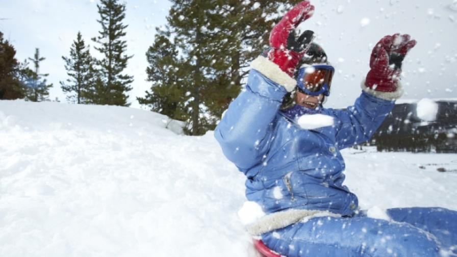 Грабвайте ските и шейните, празнуваме Деня на снега