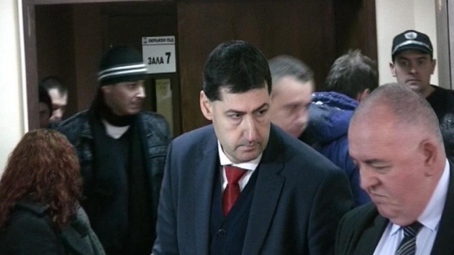Иван Тотев в съда