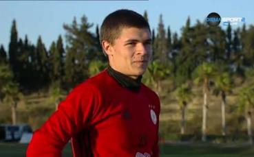 Тонислав Йорданов се прицели към Купата на България