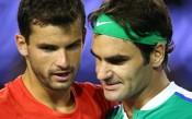 Федерер се шегува с Гришо: Само изглежда добре, но гласът му е ужасен
