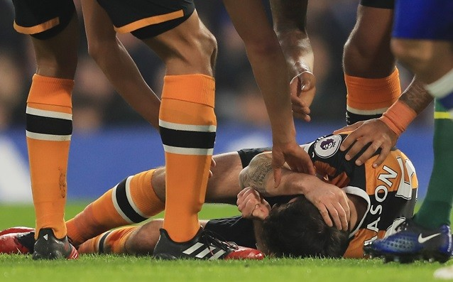 Снимка: Запознайте се с ужаса, който отказа Райън Мейсън от футбола