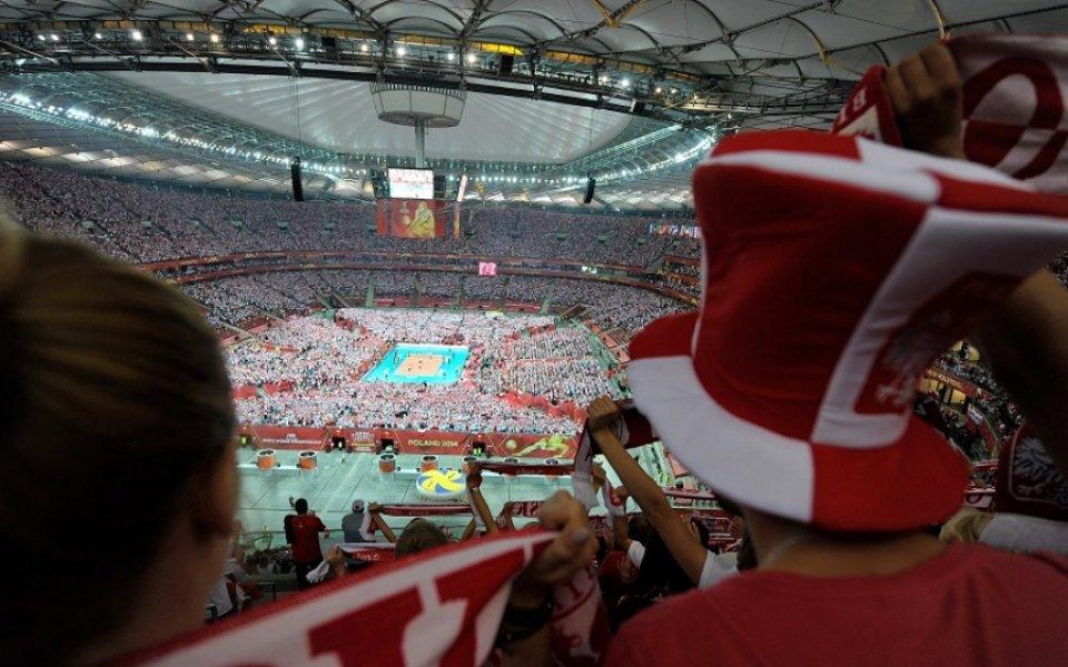 Пуснаха в продажба билетите от груповата фаза на Евроволей 2017 в Полша