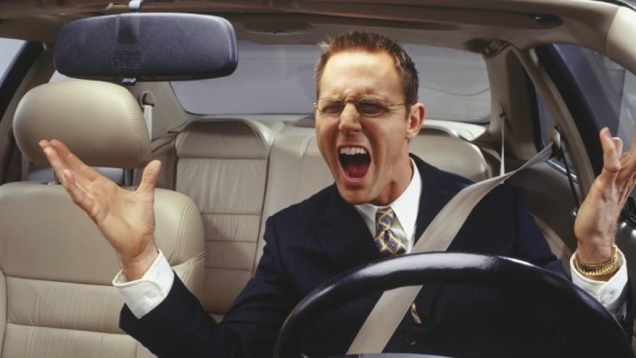 Забраниха на британец да шофира... бил твърде висок