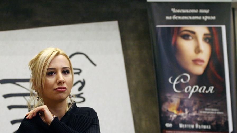 Красива, млада и умна, тя е глас от Турция