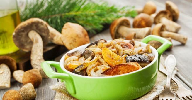 Снимка: Гъбите: суперхрана срещу Алцхаймер