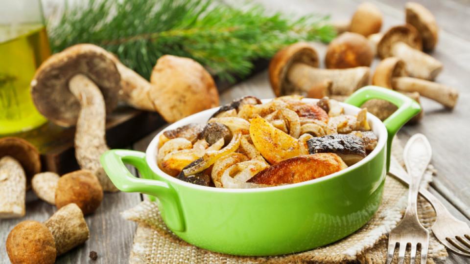Гъбите: суперхрана срещу Алцхаймер