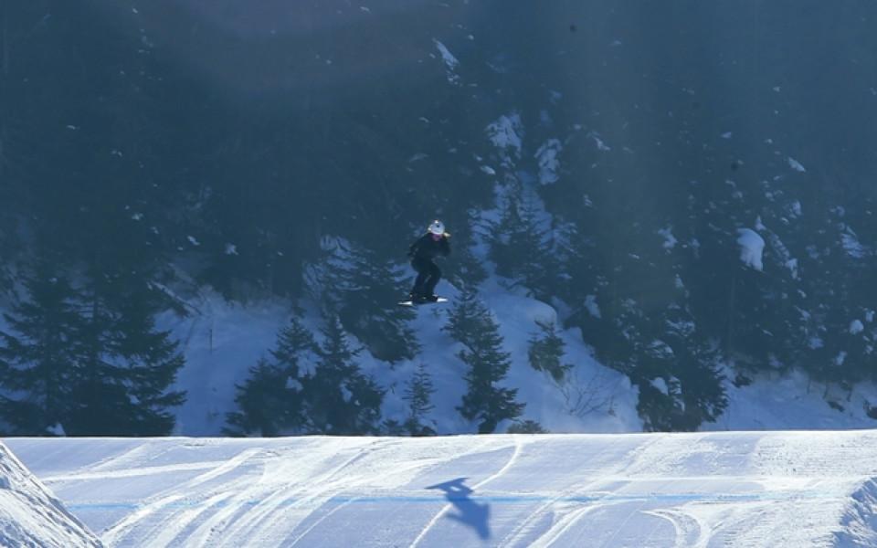 Сноуборд шоуто в Банско започва с квалификациите в спринткроса