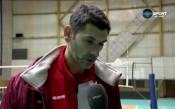 Сашо Попов: Хлапашки загубихме първия гейм