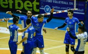 Волейболистите на Левски заминаха за Люксембург